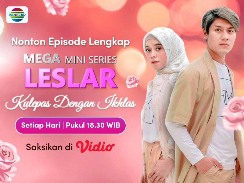 Kulepas Dengan Ikhlas, Kisah Cinta Lesti dan Rizky Billar Dalam Mini Series Terbaru Indosiar