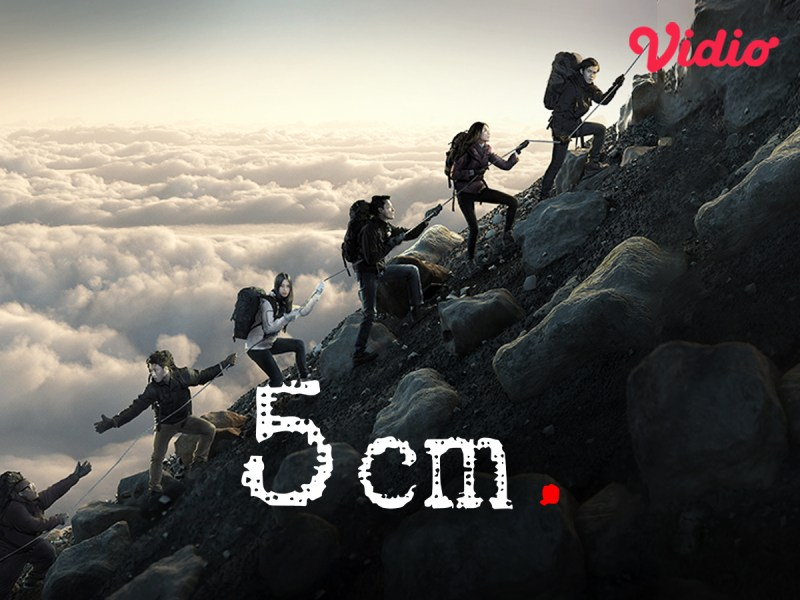Film 5 Cm, Persahabatan & Cinta di Pucuk Semeru