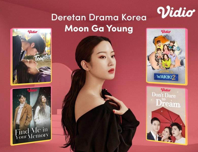 Ini Dia Deretan Drama Korea Seru Dibintangi oleh Moon Ga Young