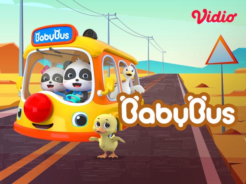 5 Manfaat Kartun Baby Bus yang Baik untuk Perkembangan Anak