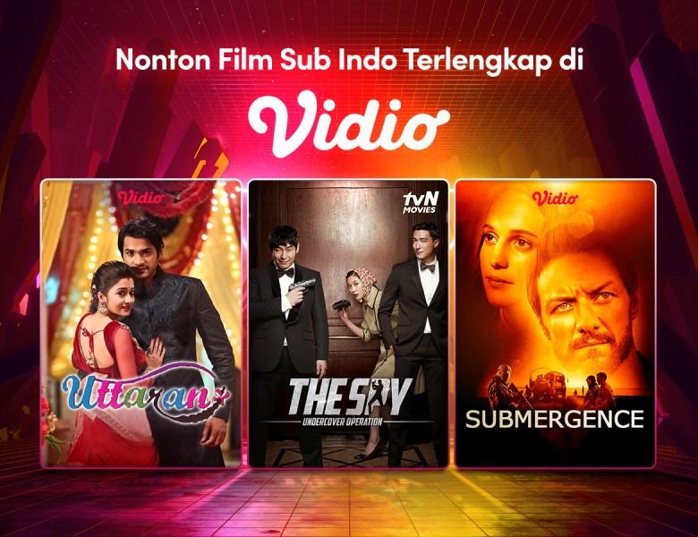 Rekomendasi 5 Film Sub Indo untuk Nonton Streaming di Vidio, Keliling Dunia dari Rumah