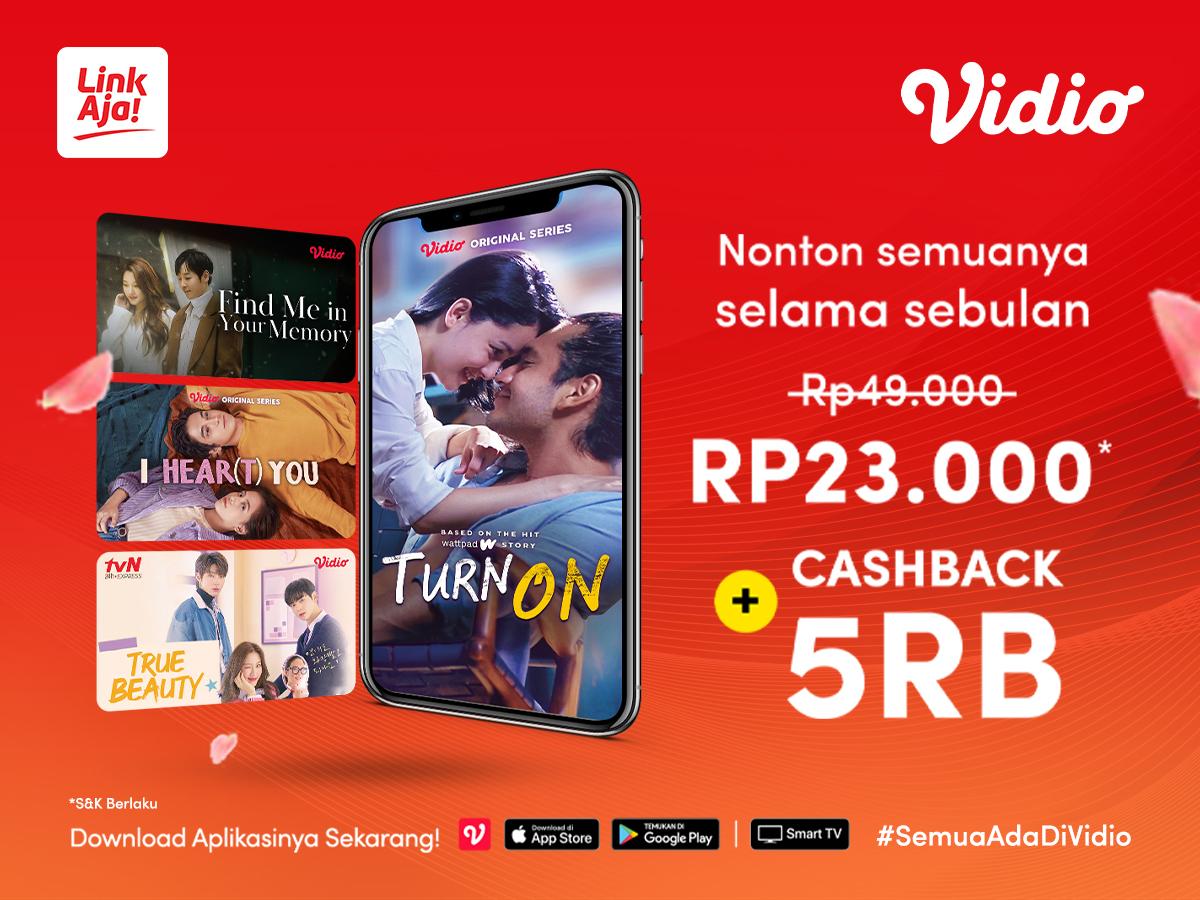 Promo Januari 2021 LinkAja dapat diskon + Cashback 5 ribu