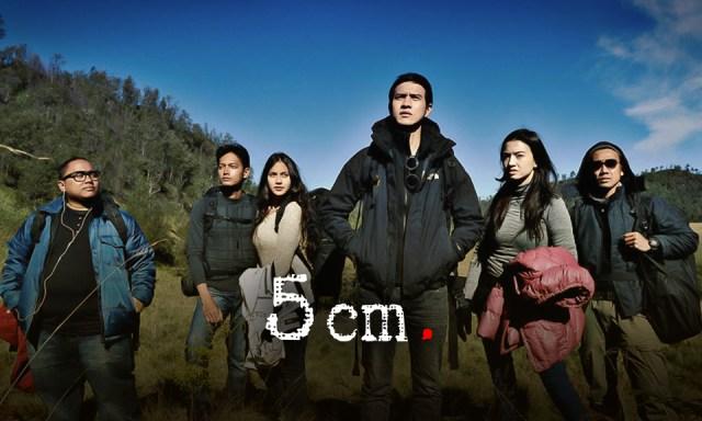 Nonton Film 5 Cm Full Movie di Vidio.