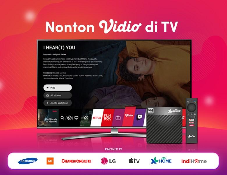 Nonton Vidio Lebih Nyaman di Layar TV, Caranya Mudah Banget!