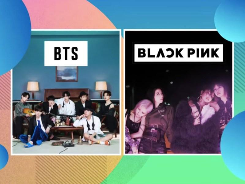 BTS-Blackpink di WIB Tokopedia Hari Ini, Link Live Streaming SCTV & NET TV