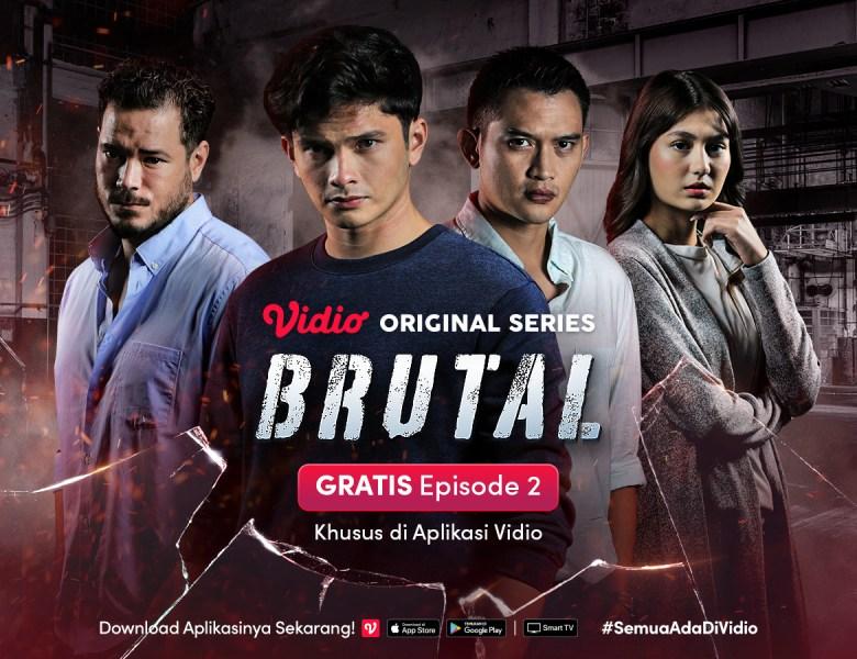 Review Brutal Original Series Episode 2, Perpecahan Geng Kramat Mulai Terjadi