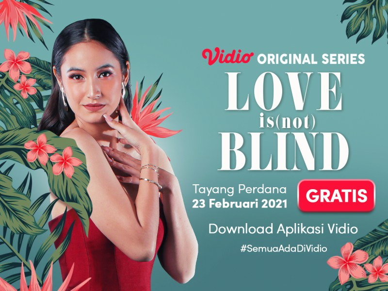 Love Is Not Blind Original Series Vidio, Kisah Model Cantik yang Menemukan Cinta Sejatinya