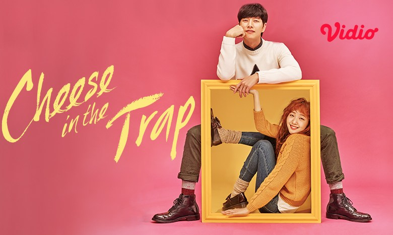 Nonton Drama Korea Cheese in the Trap di Vidio, Kisah Cinta Segitiga Diantara Pertemanan