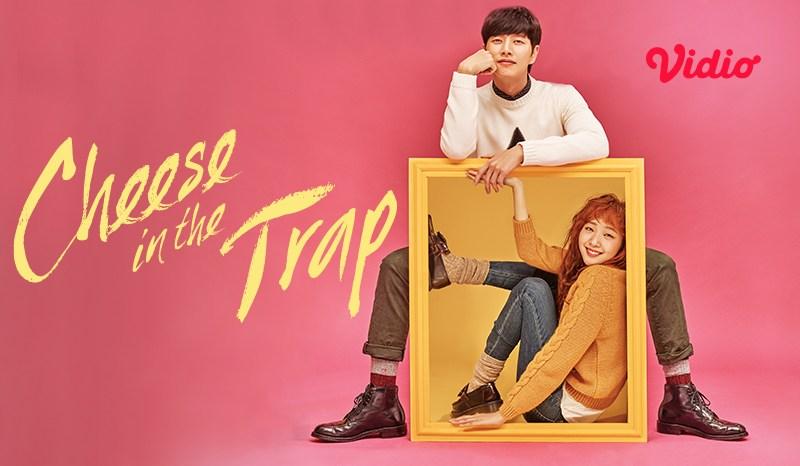 Nonton Drama Korea Cheese in the Trap di Vidio, Kisah Cinta Segitiga Diantara Pertemanan