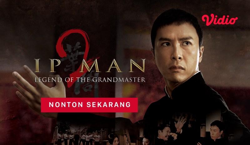 "Ip Man 2, Pertarungan Dahsyat Master Ip Melawan ""The Twister"""