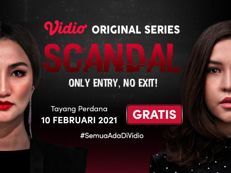 Kenal Lebih Dekat Pemain Scandal Original Series