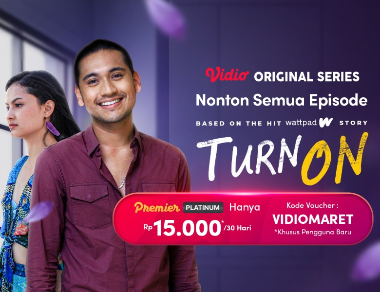 Nonton Turn On Original Series Full Episode 1 – 8 di Vidio