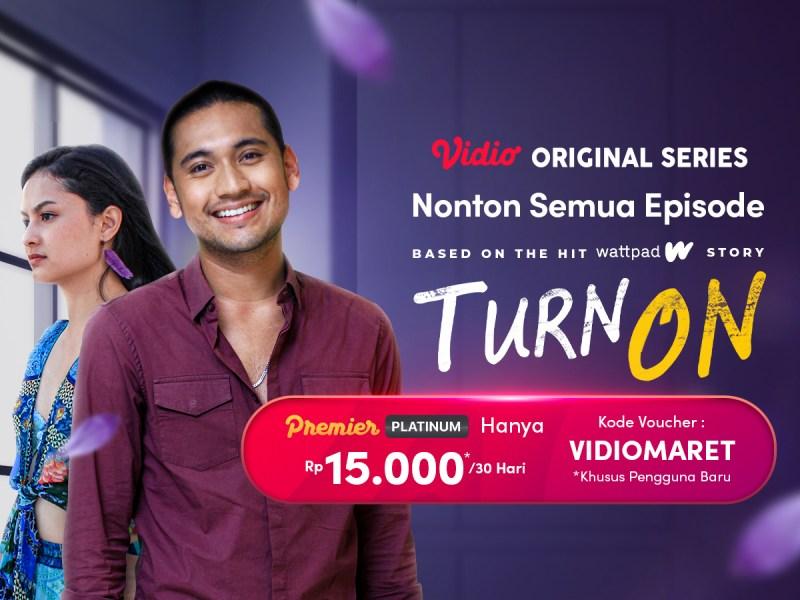 Nonton Turn On Original Series Full Episode 1 – 8 di Vidio
