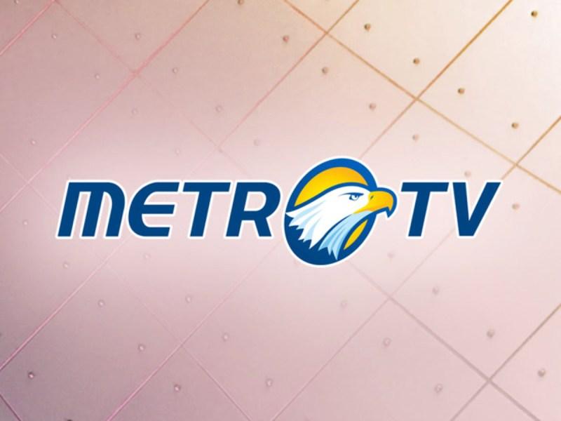 5 Acara Terbaik Metro TV, Nonton Hari Ini di Vidio