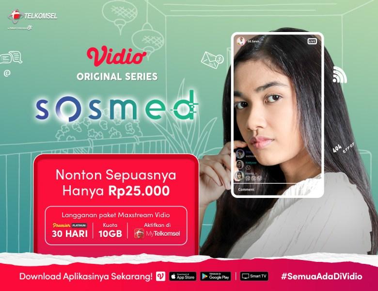 Sinopsis Sosmed Original Series Episode 4, Nadya Nggak Jadi Putus?