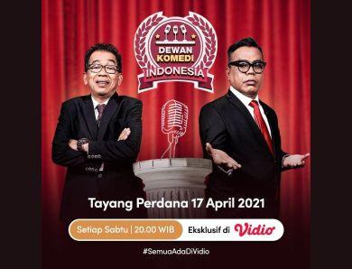 Dewan Komedi Indonesia Episode 3, Ananta Rispo dan Mo Sidik Diajak Parodi