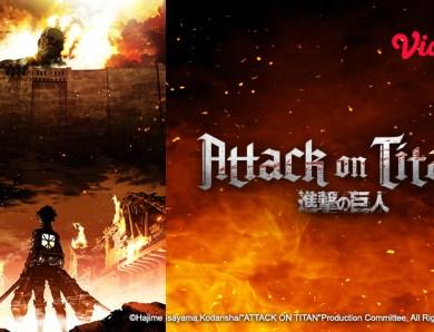 Attack on Titan: Detik-Detik Kehancuran Dinding Maria