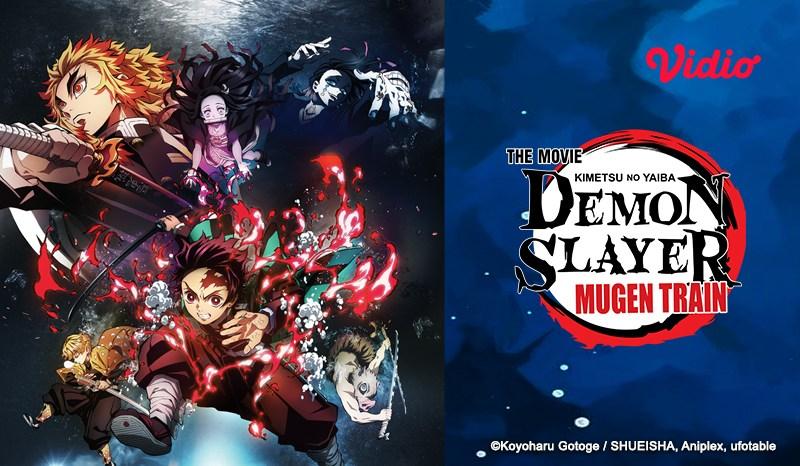 Tayang di Vidio! Demon Slayer Kimetsu no Yaiba the Movie: Mugen Train, Misi Tanjiro Memburu Iblis