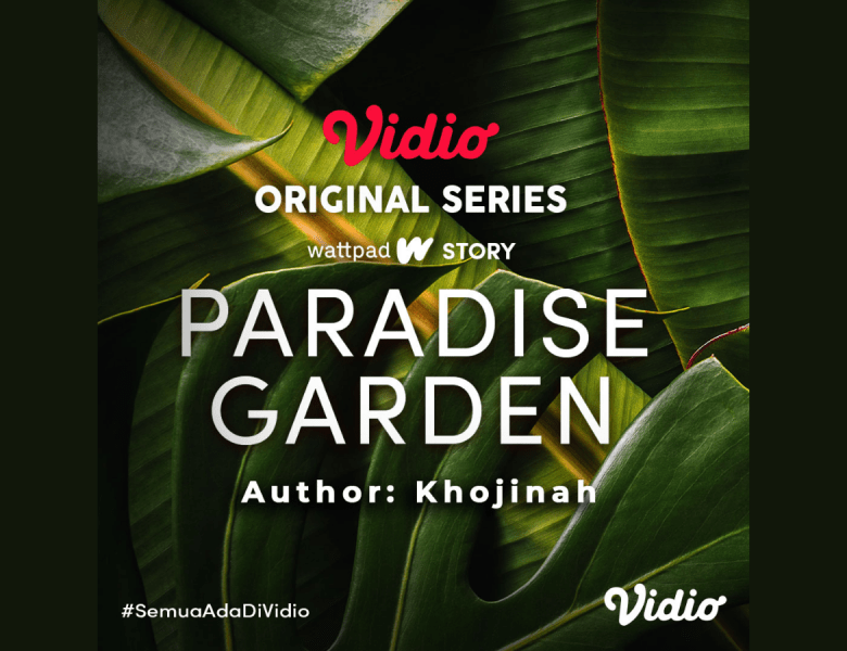 Segera Hadir Vidio Original Series Paradise Garden: Petualangan Misterius Jefri Nichol dan Vanesha Prescilla