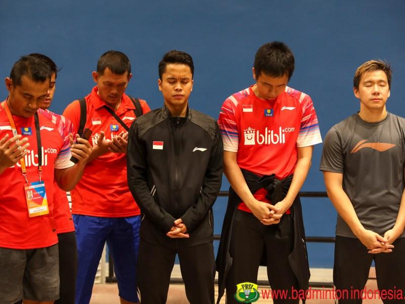 Daftar Pemain Bulu Tangkis Indonesia yang Sudah Dipastikan Bertolak ke Jepang untuk Olimpiade Tokyo 2020