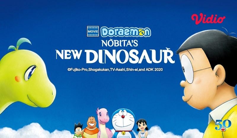 Fakta Menarik Film Doraemon: Nobita's New Dinosaur, Penayangannya Sempat Ditunda