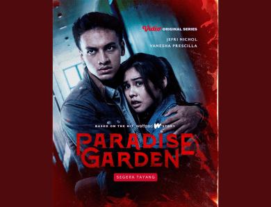 Paradise Garden Tayang 29 Juli di Vidio, Jefri Nichol dan Vanesha Prescilla Mencari Jawaban Teka-Teki
