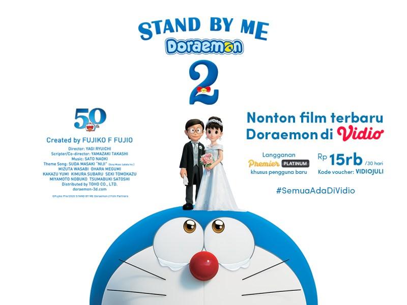 Sinopsis Film Stand By Me Doraemon 2, Akhir dari Perjalanan Cinta Nobita