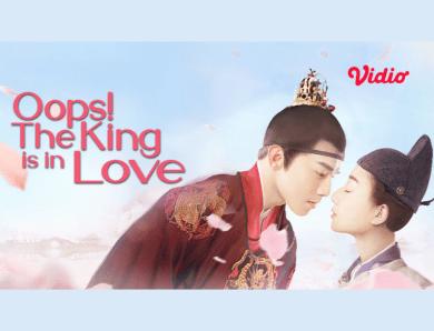 Niat Mencari Uang Justru Bertemu Jodoh, Nonton dalam Oops The King is in Love