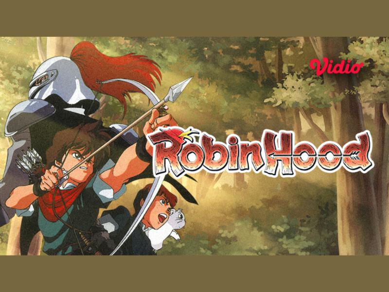 Nonton Robin Hood no Daibouken, Bandit Melawan Baron yang Serakah