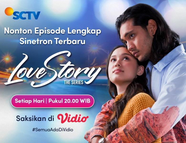 Sinopsis Love Story The Series: Tangisan Maudy Pecah!