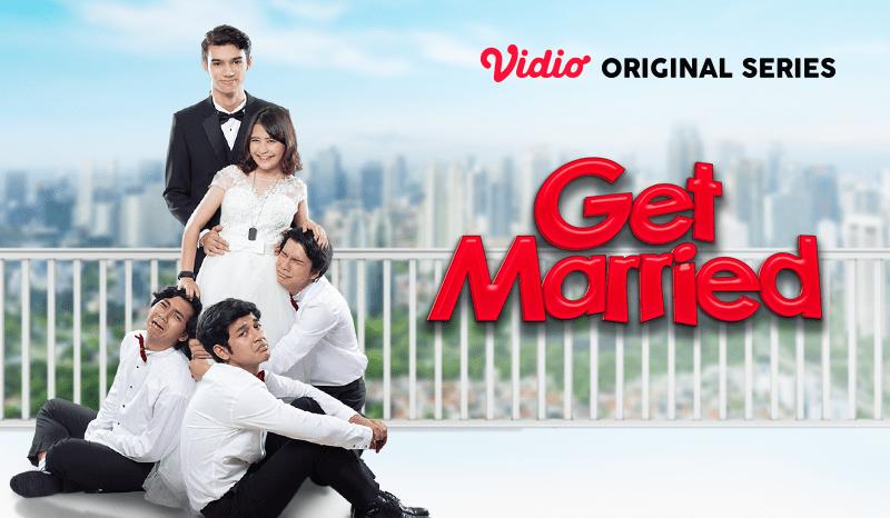 Daftar Pemeran Get Married Original Series Vidio, Prilly Jadi Mae!
