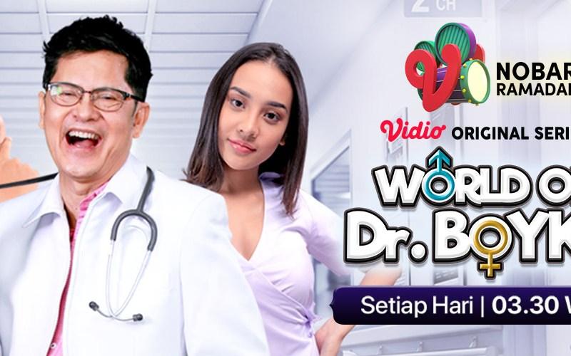 3 Alasan Nonton World Of Dr. Boyke, Sitkom Edukasi Seks