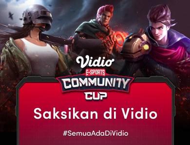 Nonton Vidio Community Cup Season 15 Mobile Legends