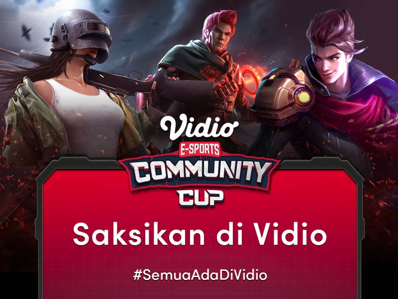 Live Streaming Vidio Community Cup Ladies Season 4 Free Fire