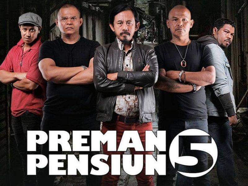 Perjuangan Kang Komar Pemeran Sinetron Preman Pensiun