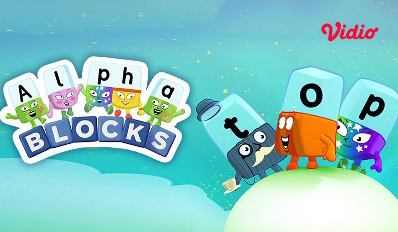 Belajar Huruf dan Angka Menyenangkan Bersama Alphablocks!