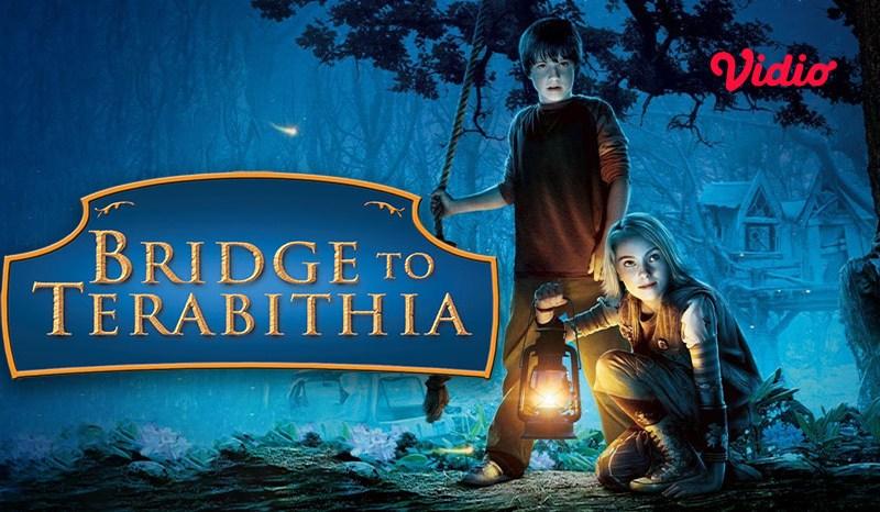 Sinopsis Film Bridge to Terabithia, Pertemuan Jess, Leslie, dan Dunia Fantasi