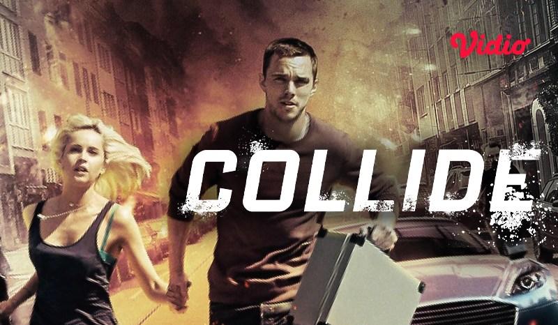 Cara Nonton Film Collide yang diperankan Nicholas Hoult di aplikasi Vidio