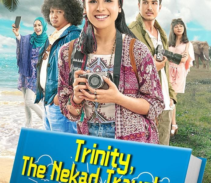 Sinopsis Film Trinity the Nekad Traveler, Film Maudy Ayunda