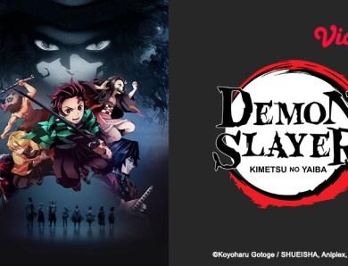 Cara Nonton Demon Slayer Kimetsu no Yaiba di Vidio