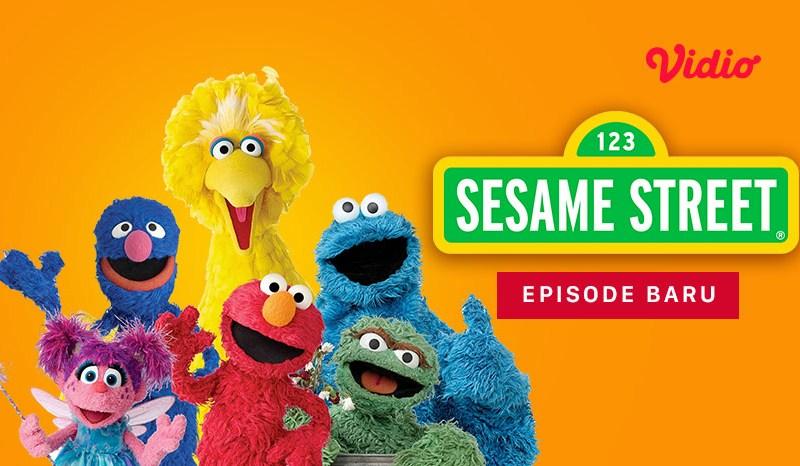 Nonton Sesame Street di Vidio, Acara Anak Terpopuler dan Mengedukasi