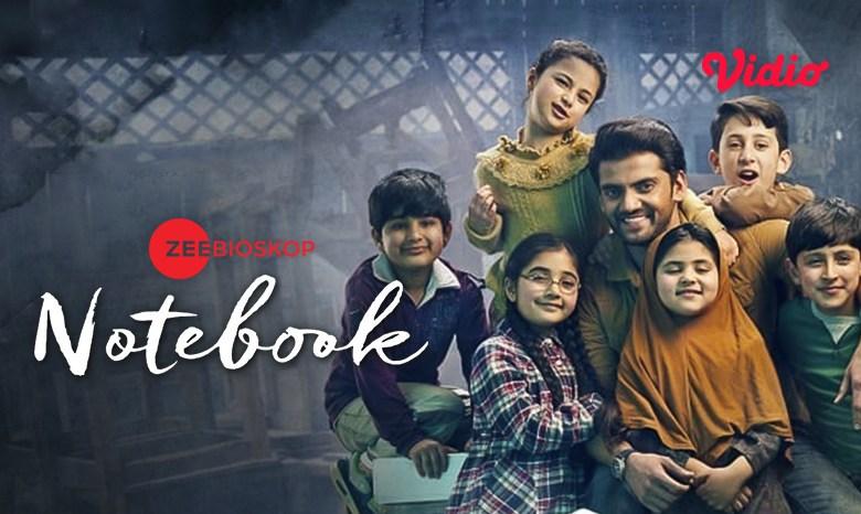 Kenalan dengan Zaheer Iqbal di Film Notebook