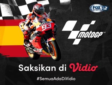 Saksikan Streaming Program MotoGP Trans7 di Vidio, Update Jadwal Terbaru