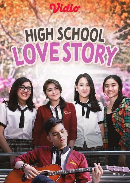Profil Fero Walandouw, Pemeran Vito dalam High School Love Story
