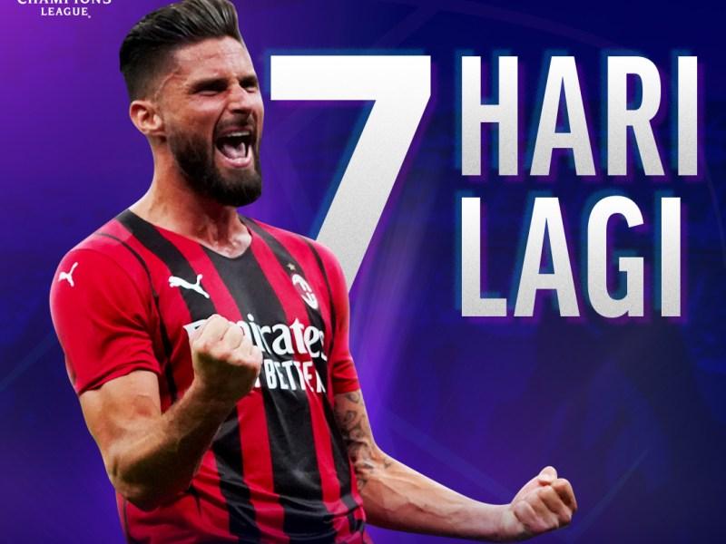 Jangan Lupa! Live Streaming Liga Champions 2021-2022 di Vidio