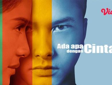 Sinopsis Film Ada Apa Dengan Cinta 2, Pertemuan Kembali Mantan Kekasih Rangga dan Cinta di Yogyakarta