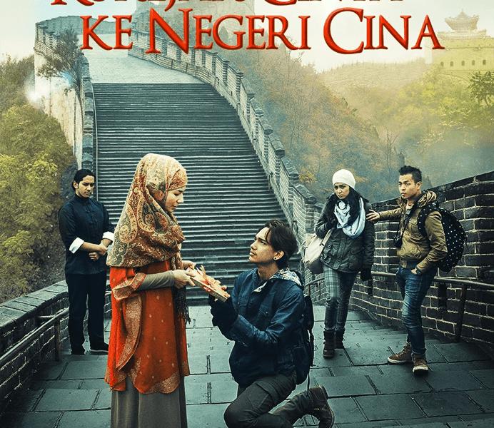 Sinopsis Film Kukejar Cinta ke Negeri Cina, Kegigihan Adipati Dolken Mengejar Cintanya
