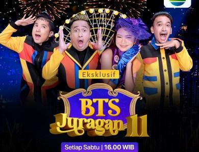 Cara Nonton BTS Juragan 11, Intip Keseruan Jirayut ke Backstage Juragan 11