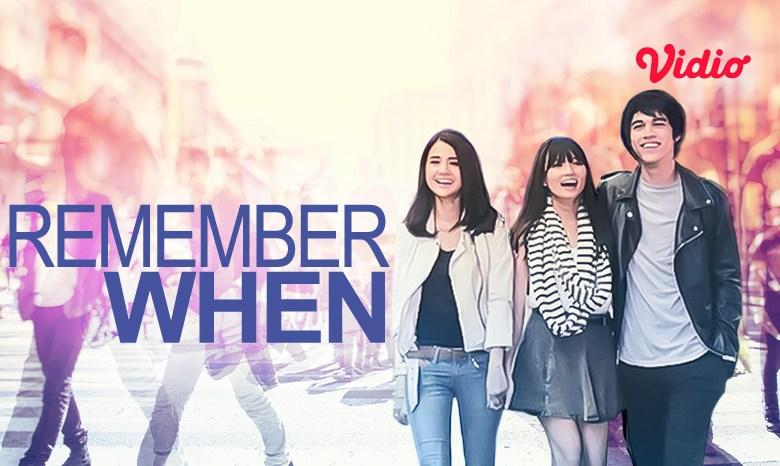 Review Film Remember When, Kisah Cinta Segi Empat Masa SMA yang Diperankan Michelle Zudith