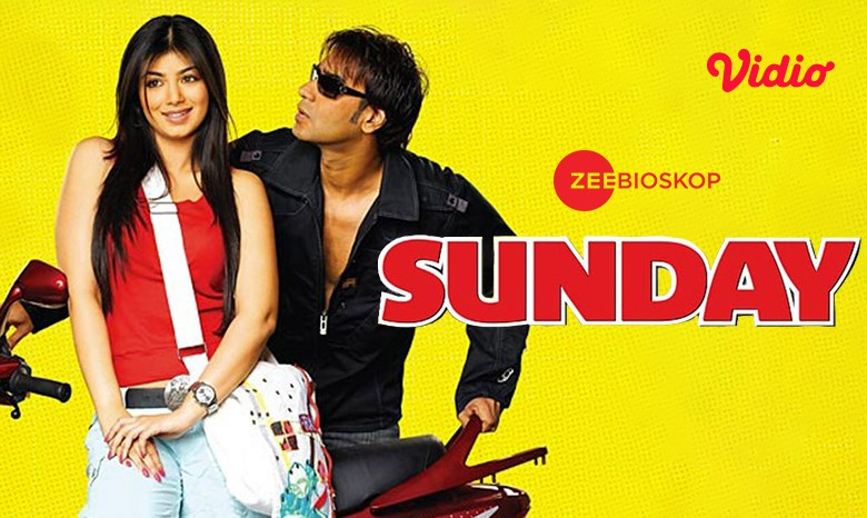 Sinopsis Film Bollywood: Sunday